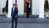 Gewinnt ein Dritter den Zweikampf zwischen Romney und Giuliani?