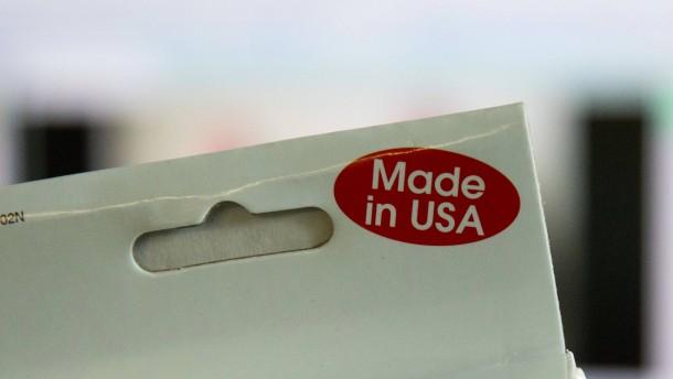 Altmaier will Handelskonflikte mit Amerika und China entschärfen