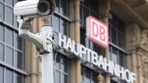 Mehr Videoüberwachung in Hessen