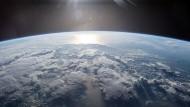 Dünne Luft für die junge Erde