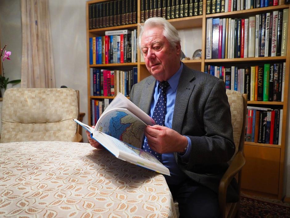 Im Kampf gegen den Verlag: Albert Bodenmiller