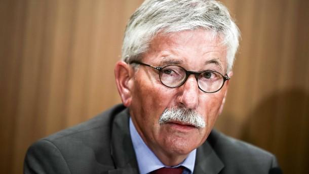 Sarrazin will neue SPD-Spitze mitwählen