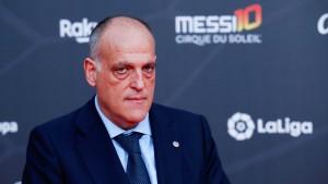 Streit in der spanischen Liga eskaliert