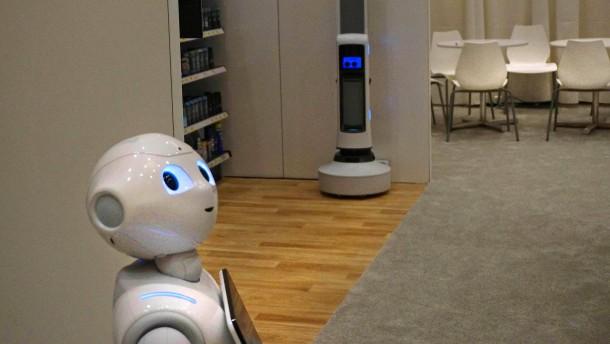 Machen bald Roboter meine Arbeit?