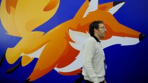 Firefox wendet sich von Google ab