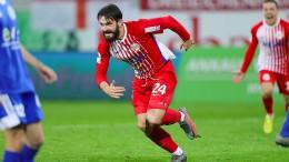 Corona spaltet die Regionalliga