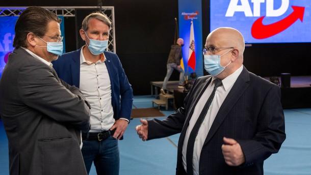 Bjorn Hocke Aktuell News Der Faz Zum Afd Politiker