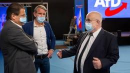 Höcke verzichtet auf Kandidatur für den Bundestag