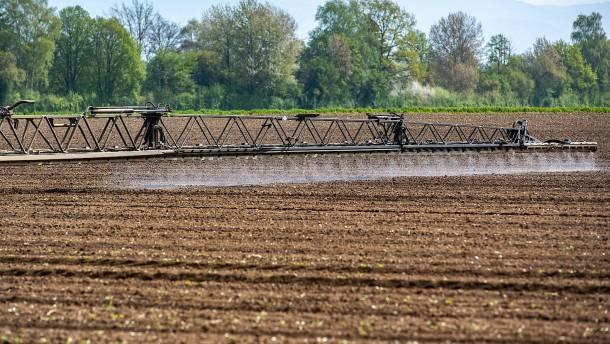 Schluss mit den Pestiziden
