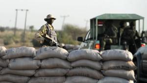 Armee riegelt  Hochburg von Boko Haram ab