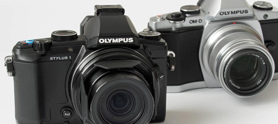 olympus stylus 1 ist das noch eine kompaktkamera audio video faz. Black Bedroom Furniture Sets. Home Design Ideas