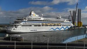 Studienfahrt mit dem Kreuzfahrtschiff sorgt für Diskussionen
