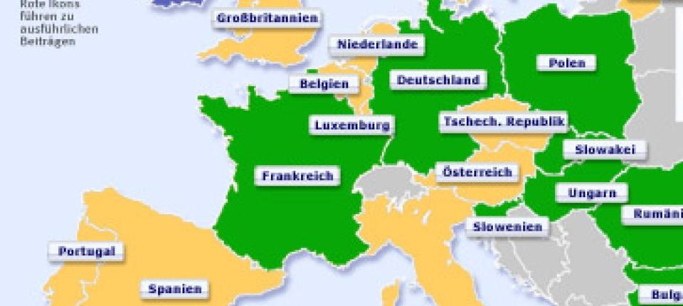 Lissabon Vertrag Bewusst Harmlos Europäische Union Faz