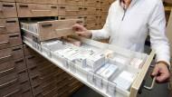 Es muss nicht immer Antibiotikum sein: Das vorschnelle Verschreiben von Medikamenten gehört zu den Negativempfehlungen der Ärzte.