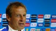 Klinsmann will gegen Belgien die Überraschung schaffen