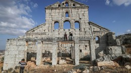 Zehn Jahre Kulturgut-Zerstörung
