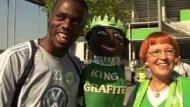 Meister VfL Wolfsburg bittet zur Ouvertüre