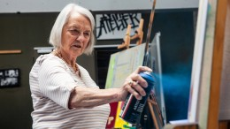 Wenn Senioren die Graffiti-Kunst für sich entdecken