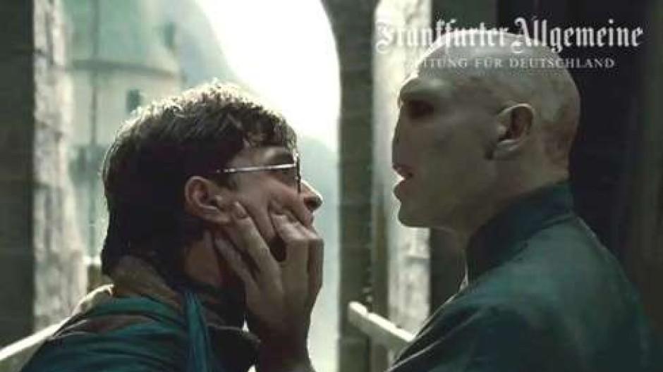 Video Filmkritik Ohne Dramatik Harry Potter 7 1 Video Filmkritiken Faz
