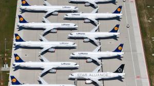 Lufthansa-Aktionäre haben keine Wahl