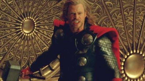 "Hammerharter Plan: ""Thor"""