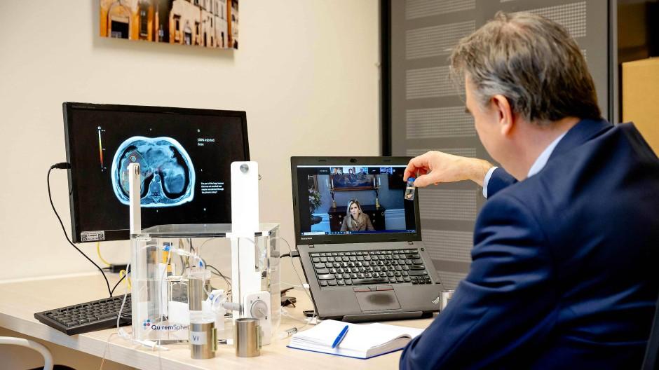 Ärzte werden nicht überflüssig, aber sie werden in Zukunft anders tätig sein. (Symbolbild)