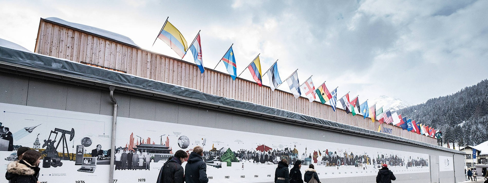 Sieben Botschaften aus Davos