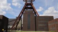 Zeche Zollverein in Essen: Hier könnte das Fotoinstitut entstehen.