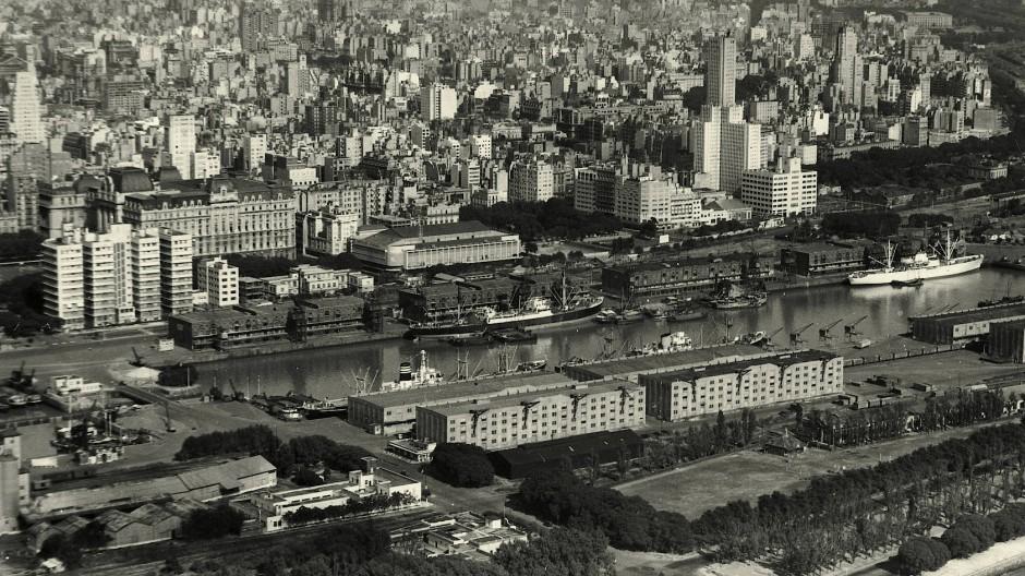 Buenos Aires in der Wirtschaftskrise: Wie viele andere südamerikanische Staaten kämpft Argentinien auch politisch mit ausbleibendem Handel.