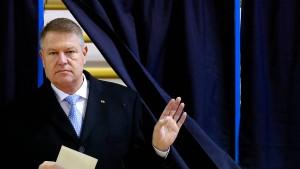 Klaus Iohannis will Präsident bleiben