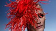 Public Viewing bei Fashion Week