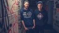 Erfolgreiche Studenten: Seit 2012 machen Marius und Tom (r.) alias Tom Thaler & Basil zusammen Musik.