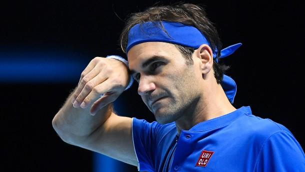 Federer wahrt Chance