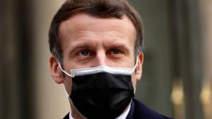 Hat Macron nicht gut genug aufgepasst?