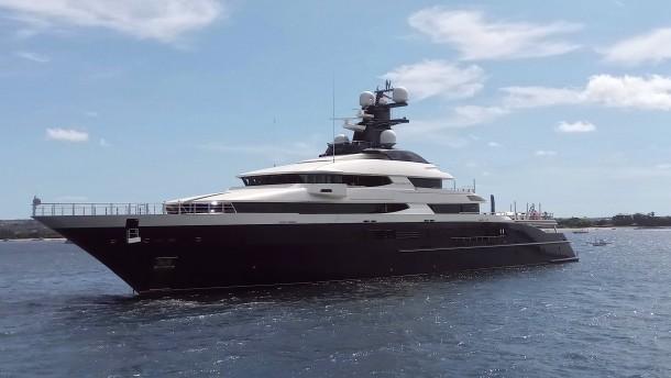 Malaysia verkauft beschlagnahmte Yacht für 126 Millionen Dollar