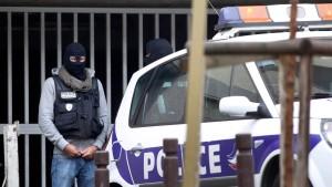 Polizei enttarnt Terrorgruppe