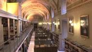 Vatikan-Bibliothek in Rom wieder geöffnet