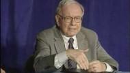 Warren Buffet ist der reichste Mann der Welt