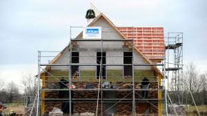 Anstieg von Hauspreisen könnte 2024 enden
