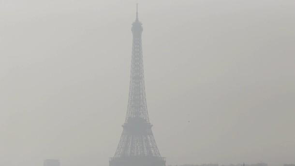 Paris sperrt alte Abgasschleudern aus