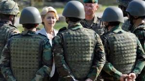 Bundeswehr soll auch irakische Soldaten ausbilden