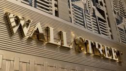 Der Dow Jones kappt seine letzte Wurzel