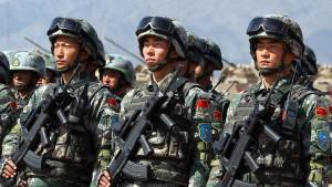China ist dem Westen auf den Fersen