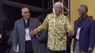 Mandela in Klinik eingeliefert
