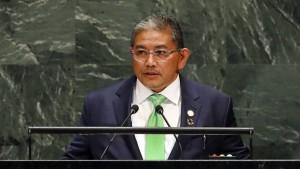 Sondergesandter soll Myanmar-Krise beenden