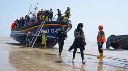 Französischer Innenminister fordert Frontex-Einsatz im Norden Europas