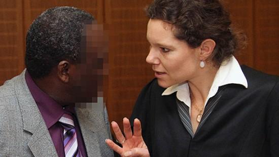In Deutschland vor Gericht