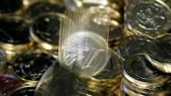 Die europäische Gemeinschaftswährung hat gegenüber dem Dollar schon lange an Glanz verloren