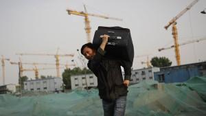 China geht brutal gegen seine Unterschicht vor