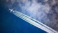 Himmelszeichen: Die Luftfahrtbranche reagiert auf den wachsenden Druck.